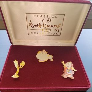 Disney Collection set Beauty and the Beast